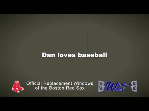 Window world proudly announces boston red sox for Replacement window rankings