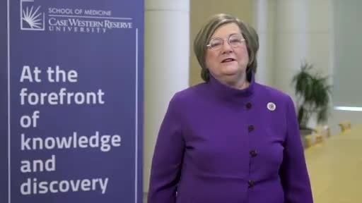 Case Western Reserve University School of Medicine Dean Pamela Davis