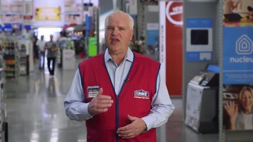 Lowe's CEO Robert Niblock announces expanded support of the military with enhanced discount.