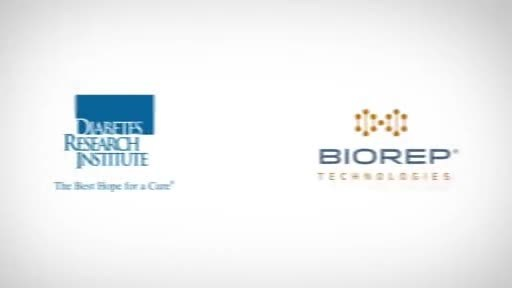 Diabetes Research Institute and Biorep Technologies Commemorate 25-year Partnership Toward a Diabetes Cure