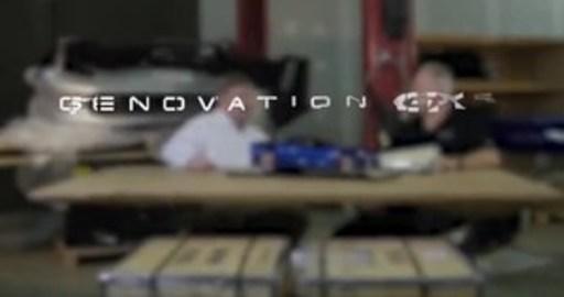 Genovation Cars Lighting Video