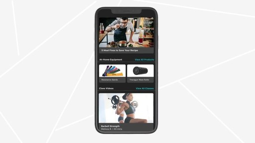 Life Time Digital will feature curated content, customized workout programs and on-demand fitness classes.