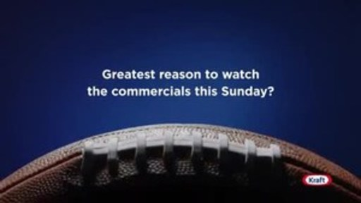 First-time Super Bowl advertiser Kraft will give the spotlight to real families on Game Day to champion how they family greatly.