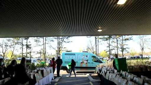 CIBC-CIBC and Goodfood Deliver Thousands of Meals to Hospitals o