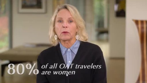 Overseas Adventure Travel, the leader in personalized small group travel and solo travel, currently has 71,000 travelers who have reserved travel for 2021 and 2022 - 38,000 of them women who will be travelling solo. To help travelers prepare for renewed travel, O.A.T. issued the New 101+Tips for Solo Women Travelers available at no charge at www.oattravel.com/101tips.