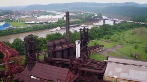 Stack Preservation Project For Historic Carrie Blast Furnace Near Pittsburgh Connects Big Steel History To A Promising Future At Songer Services