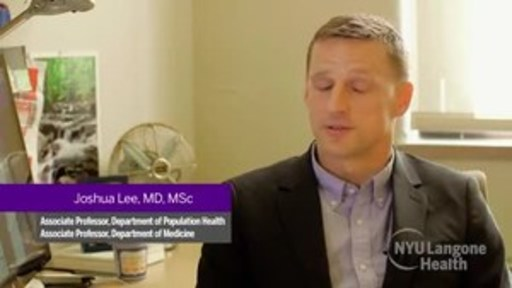 NYU School of Medicine investigator Joshua D. Lee, MD, MSc, from the Department of Population Health, describes research he and others recently published in The Lancet of a head-to-head study comparing two popular medications for opioid addiction.