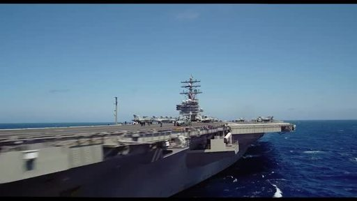 Aircraft Carrier 3D Official Trailer