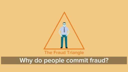 Explore how pressure, opportunity and rationalization — called the Fraud Triangle — can come together to influence an individual to commit fraud.