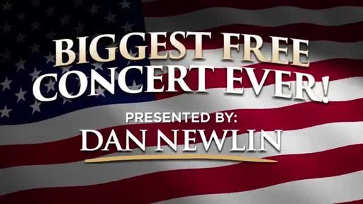 Attorney Dan Newlin Announces: Toby Keith, Trace Adkins, And Clay Walker Will Perform A Free Concert To Honor The United States Air Force Reserve.