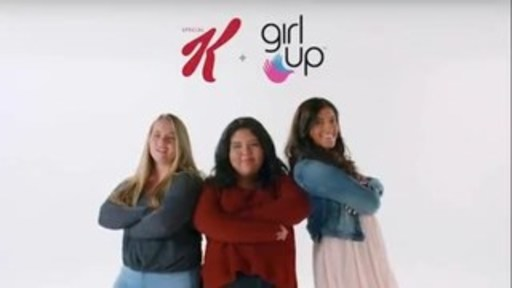 Kellogg Company - Special K - Girl Up Video