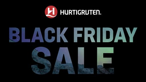 Hurtigruten Announces Black Friday Early Launch Exclusively Available to Travel Advisors