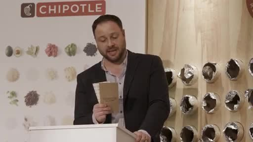 Chipotle-BeeForReal