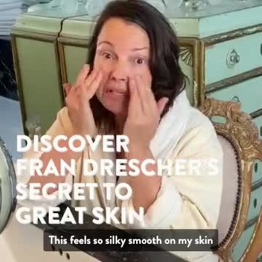 Video thumbnail for Laura Geller Beauty Ambassador, Fran Drescher, Shares Her Favorite Beauty Secrets