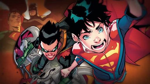 Comic book fans can now enjoy the rebirth of some of their favorite superheroes on hoopla digital.
