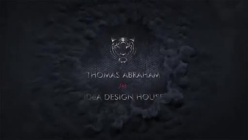Thomas Abraham for IDeA Design House Releases Episode 4 of 'The Transformer Collection'