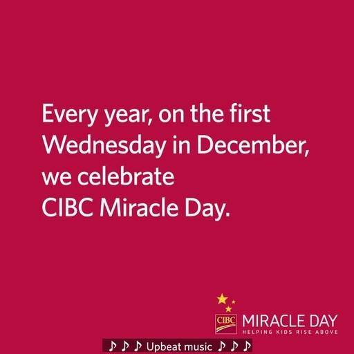 CIBC-Mark Wahlberg and Mitch Marner join virtual CIBC Miracle Da