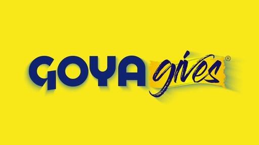 Goya Donates 300,000 Pounds Of Food To Catholic Charities Of New York
