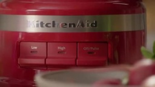 KitchenAid, the pioneer in countertop appliances, makes healthy and fresh food prep easy with new appliances--the 7 and 9 Cup Food Processors, inspired by consumer feedback.