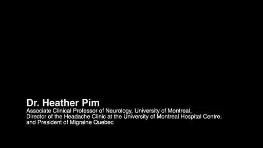 Video: English b-roll footage: Neurologists Dr. Elizabeth Leroux & Dr. Heather Pim