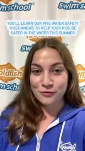 Goldfish Swim School Launches 'Safer Swimmer Pledge' to Bring...