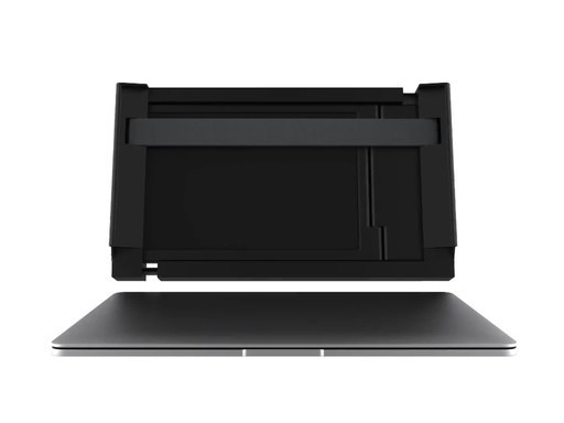 Xebec Tri-Screen quickly adds two additional screens to almost any laptop with no software or adhesives required