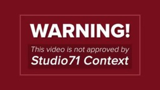 Welcome to Studio71 Context
