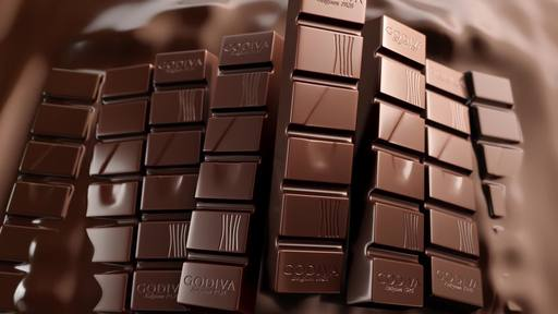 GODIVA Launches its New Signature Mini Bars, Supporting the Brand's Strategy to Take a Bigger Bite Out of an $18 Billion Premium Chocolate Category