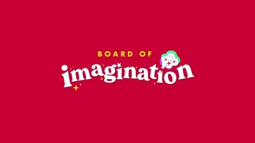 Board of Imagination - Announcement Video