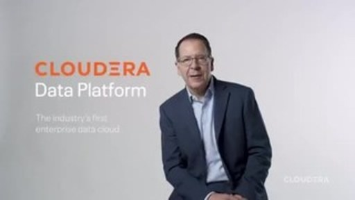 Mick Hollison, Chief Marketing Officer at Cloudera shares the benefits of the Cloudera Data Platform.