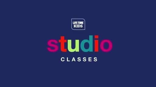 Life Time Kids Studio classes