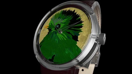 XRby and Ansys Expedite Métiers d'Art Limited Edition Luxury Wristwatch Development