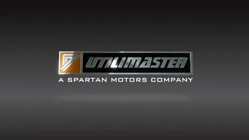Utilimaster demonstrates its curbside lift gate feature at The Clean Show.