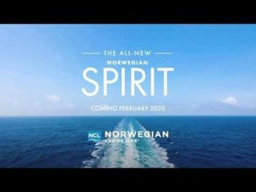 Norwegian Spirit to undergo an over $100 million transformation.