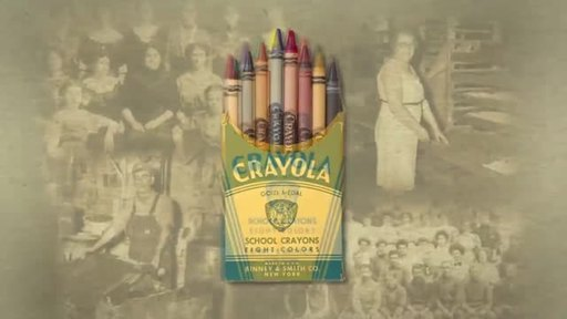 Crayola to Launch New Crayon Color Inspired by the Discovery of the YInMn Pigment, as the World's Newest Shade of Blue