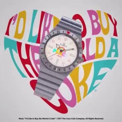Timex et Coca-Cola créent un moment d'unité et lancent la collection Capsule en série limitée
