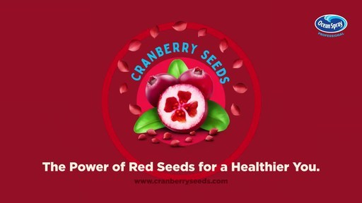 Ocean Spray Launches Cranberry Seeds, an Upcycled Ingredient with Powerful Nutritional Benefits and a Clean Label