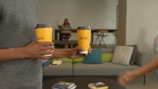 McDonald's USA achieves 100% sustainably sourced McCafé coffee goal, a year ahead of schedule