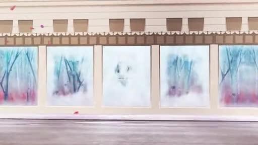 Saks Fifth Avenue x Disney's Frozen 2 Windows