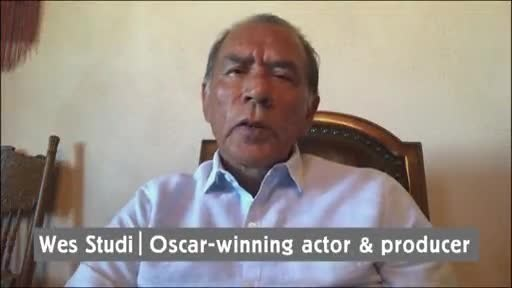 Wes Studi urges the public to assist Indian Country amid COVID-19.