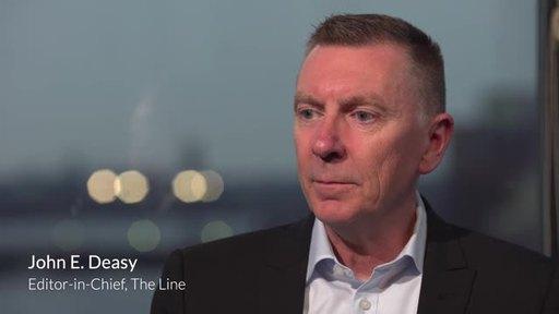 The Line Editor-in-Chief John E. Deasy on civil discourse in education