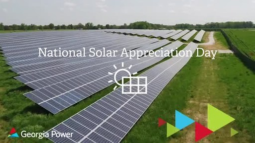 National Solar Appreciation Day a great time for Georgia Power customers to explore solar offerings