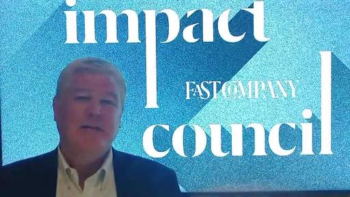 See Mark Donohue at the Fast Company Impact Council