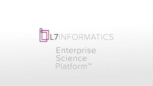L7 Informatics, provides software and services that enable synchronized solutions for scientific research and development. L7's Enterprise Science Platform (ESP) is a scientific information management (SIM) solution that enables crop science companies to connect wet lab, greenhouses, sequencing and analytical processes with instruments and software systems to accelerate research and drive organizational efficiency. For more information, visit www.L7informatics.com