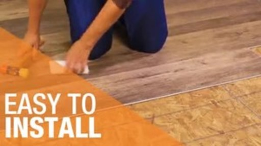 LifeProof Vinyl Plank Flooring