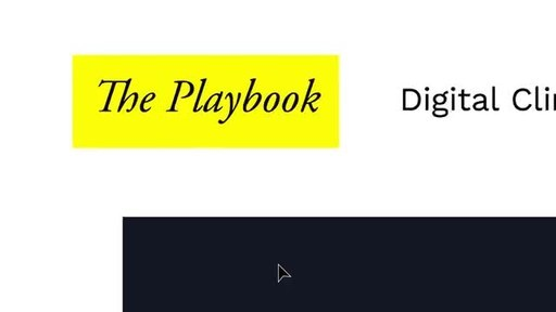 The Playbook, created by the Digital Medicine Society (DiMe), is the foundation for digital clinical measurement and remote monitoring in clinical trials, patient care, and public health.