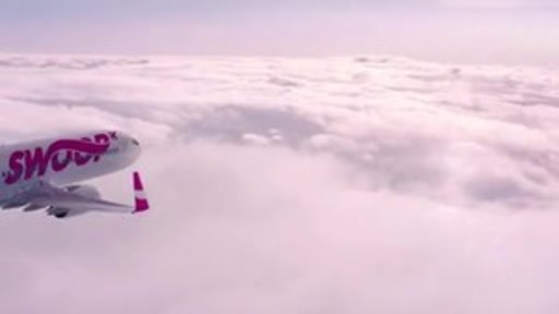 VIDEO: Swoop enters the Canadian ultra-low-cost carrier market.