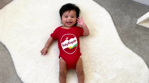 Babybel® Offers Personalized Baby Onesies for Purchase to Support Baby2Baby Non-Profit