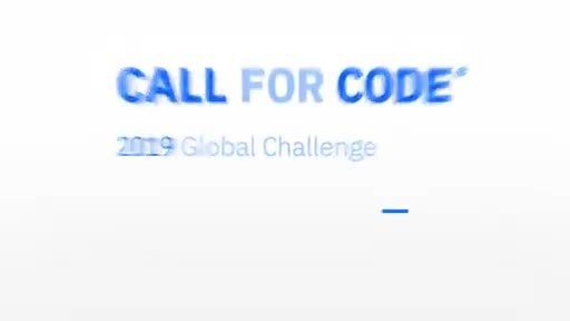 Learn more about the Call for Code 2019 Global Challenge finalists. Click to download or share via YouTube: https://youtu.be/7Rx9G3UYSqE