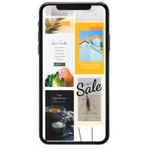 Promo video maker app for instagram - Impresso